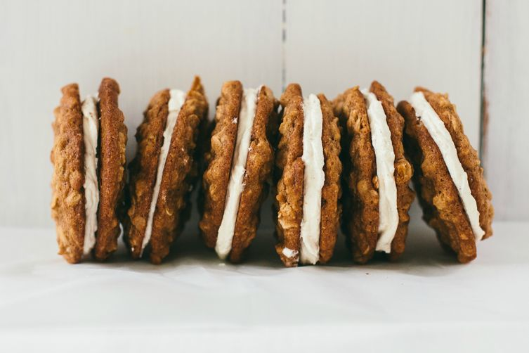 8 Sandwich Cookie Recipes to Make for the Holidays