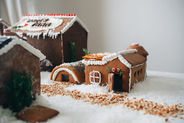 How to Make a Gingerbread Farm, Part 3