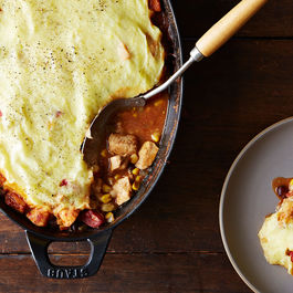 The Mexican Chicken Casserole You Should Make Tonight