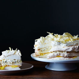 Winner of Your Best Recipe with Egg Whites