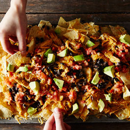 Game Day Nachos That Don't Skimp on the Toppings