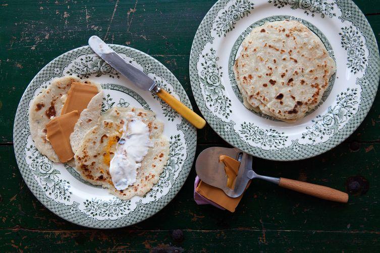 Lefse for Breakfast (or Anytime!)
