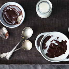Chocolate Pudding You Can Serve Naked (or Top with Cream)