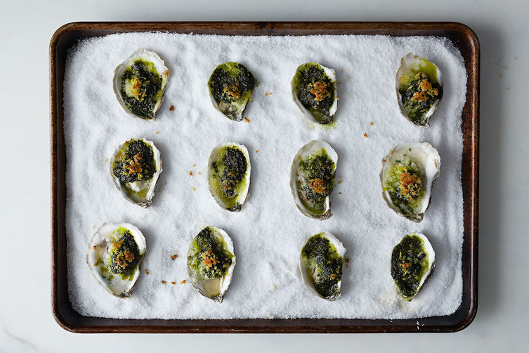 How to Make Oysters Rockefeller Without a Recipe
