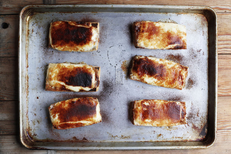 Cheese Toasts