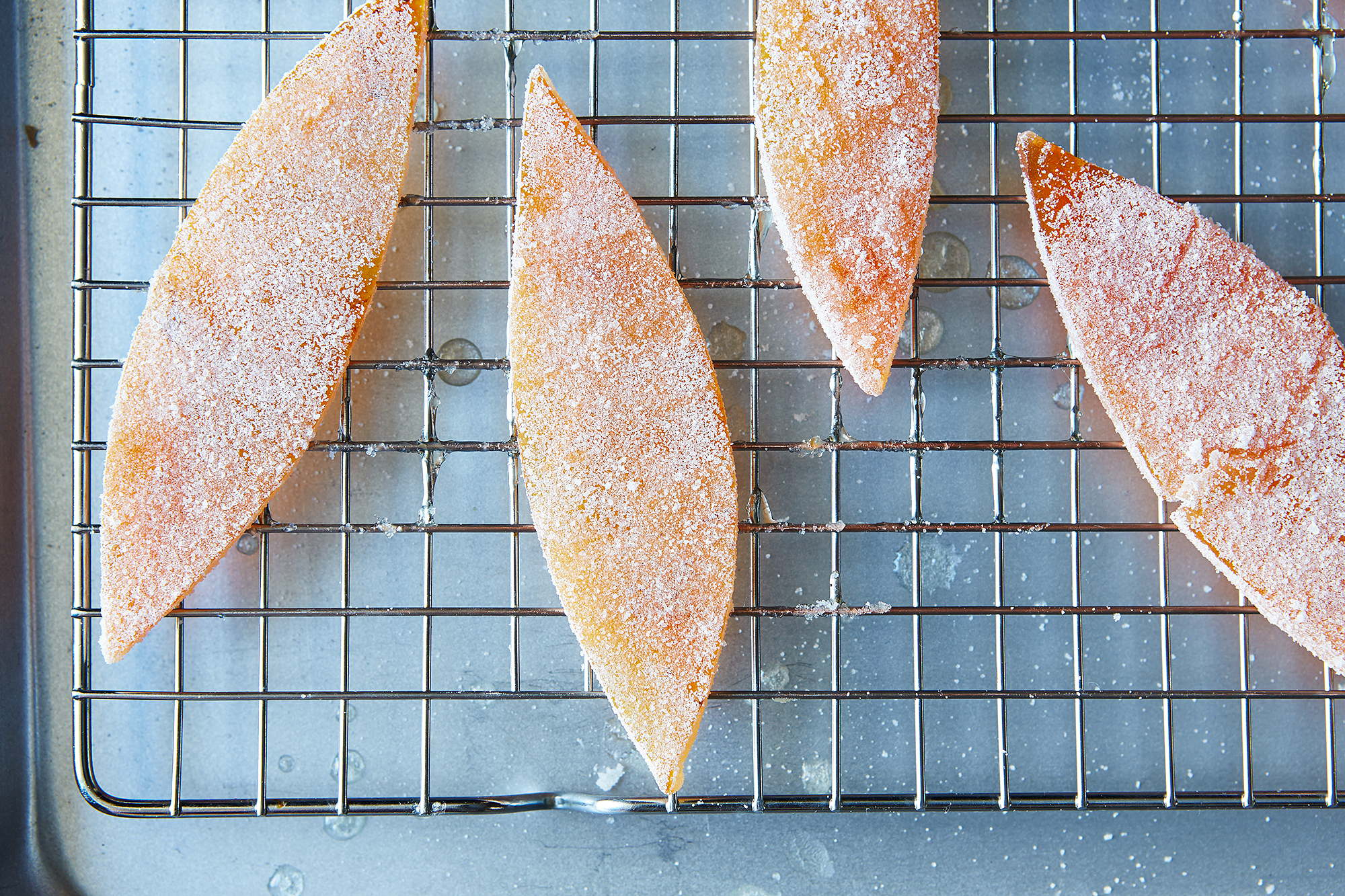 How to Make Candied Citrus Peel at Home
