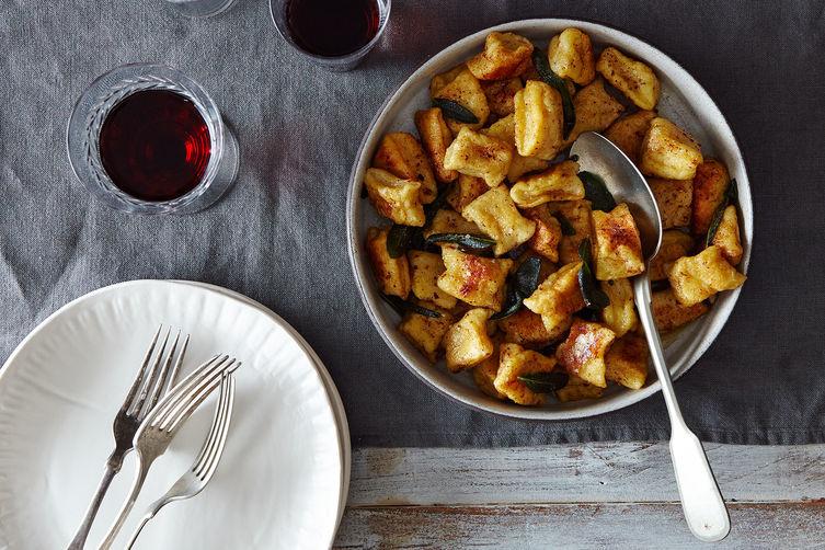 Searching for the Italian Dumpling: Jenn Louis's Pasta by Hand