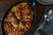 Richard Olney's Chicken Gratin