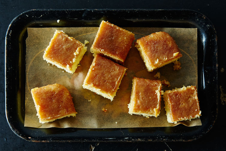 Do Not Be Scared of This Caramel Cake