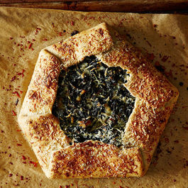 Watch How to Make a Savory Galette Without a Recipe