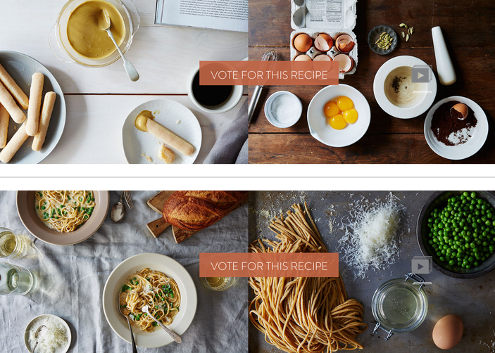 Finalists: Your Best Recipe with 5 Ingredients or Fewer