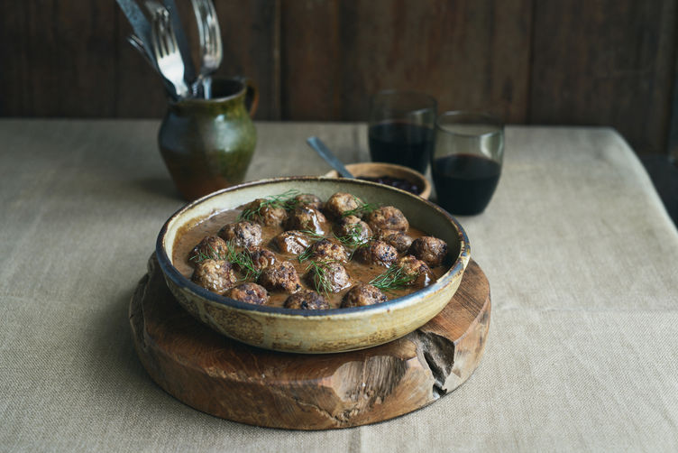 One Batch of Meatballs, Five Dinners