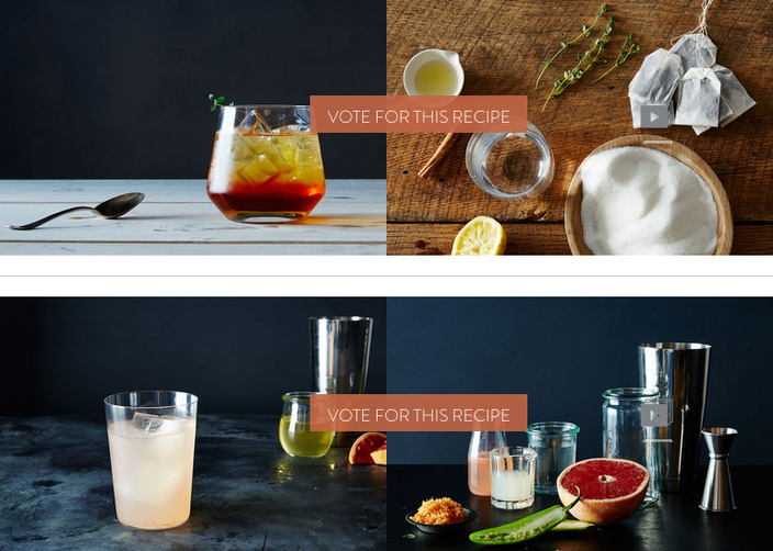 Finalists: Your Best Recipe for Daytime Drinks