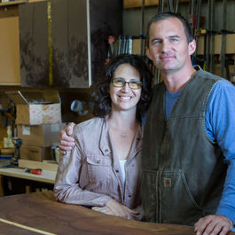 Coast to Coast: Cliff Spencer's Woodworking Journey