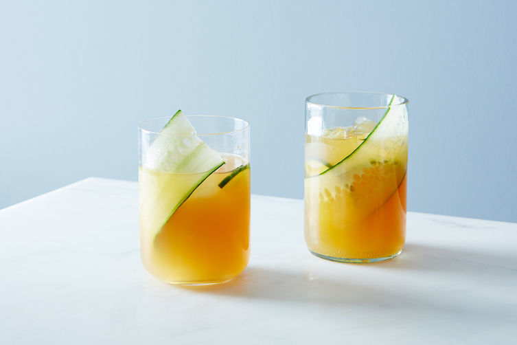 A Polished Pimm's Cup