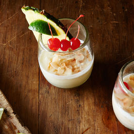 The Frozen Piña Colada Recipe You've Always Wanted