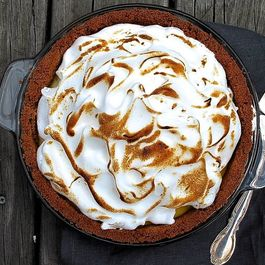 Key Lime Pie, Meet Meringue