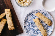 How to Make Biscotti (a.k.a. Cookies for Breakfast)