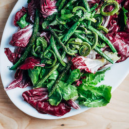 Make This Salad Before Spring's Golden Hour Fades