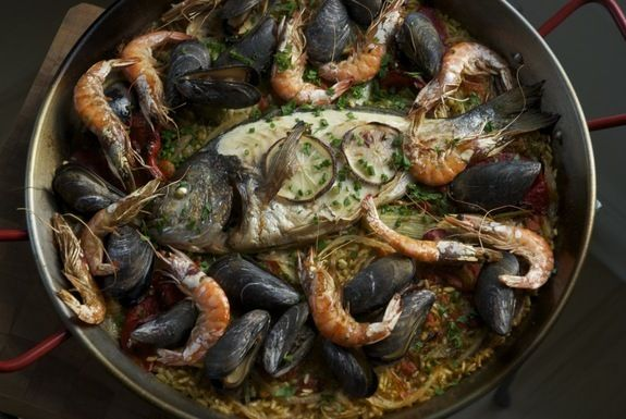 Editors' Picks — Paella