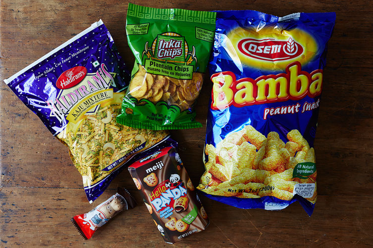 5 Transporting Snacks from Around the World