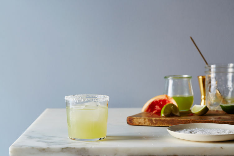 Forget the Salad: Put Your Cucumber in a Drink, with Tequila