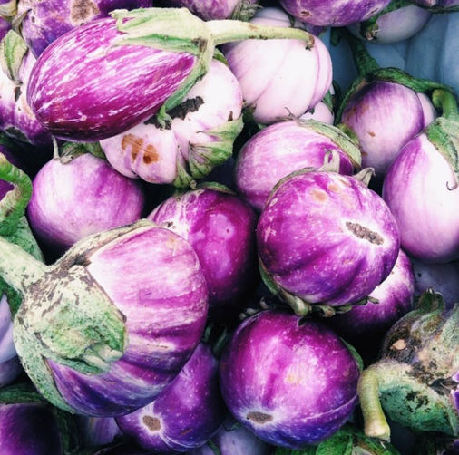 Your Saturday Morning Farmers Market Inspiration, Snapped by Ashton Keefe