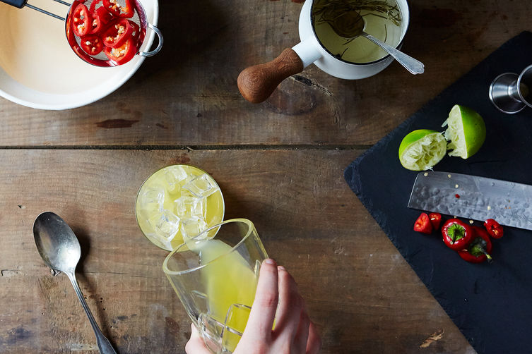 Drink Like You're a Mixologist
