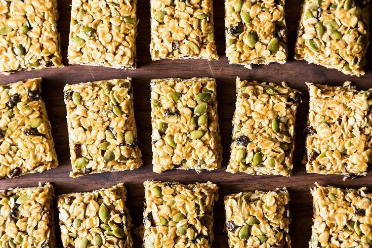 16 Snacks that Raise the Bar