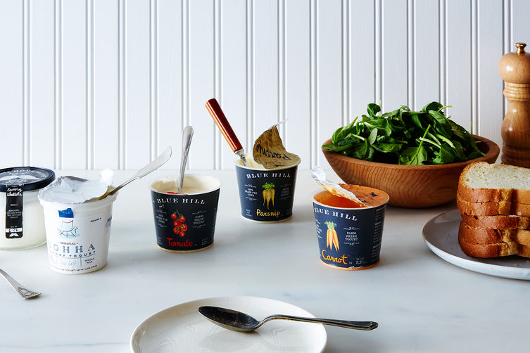 Savory Yogurt is the Next Greek Yogurt