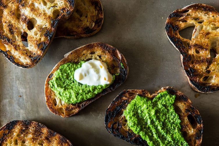 17 Toasts with the Most