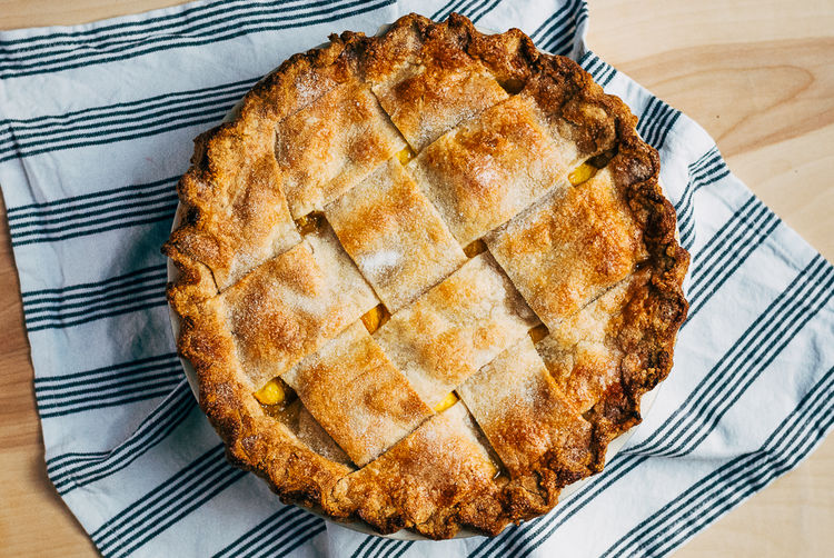 Surprise! Our Salad Expert is Famous for Her Pie