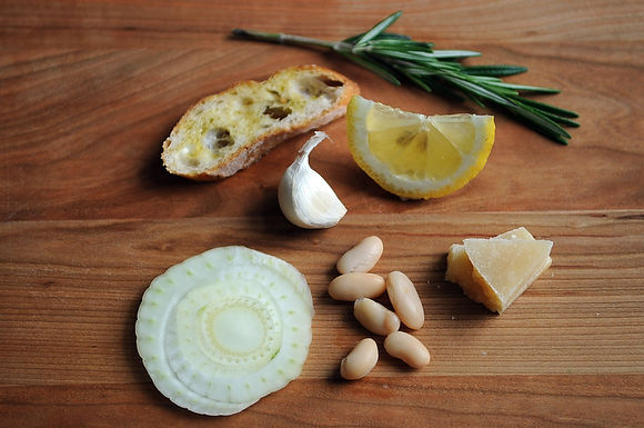 Roasted Fennel and White Bean Dip