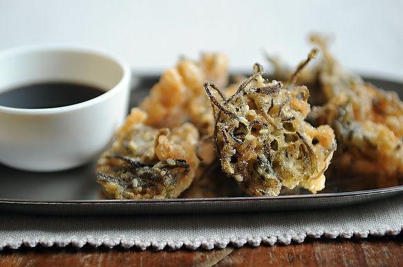 Seaweed Tempura