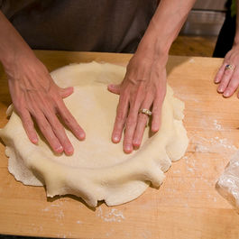 How to Make a Roll-Out Crust