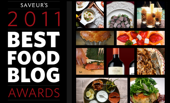SAVEUR's Best Food Blog Awards