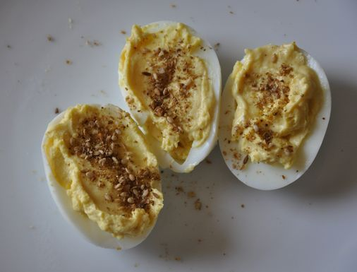 Hard_cooked_eggs_lime_aioli_and_dukkah