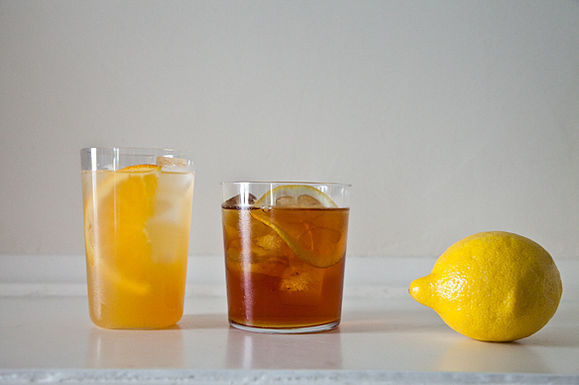 Iced Tea, Two Ways