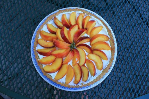 Editors' Picks — Peach Pie or Tart