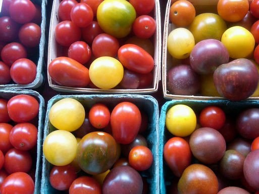 Editors' Picks — Cherry Tomatoes