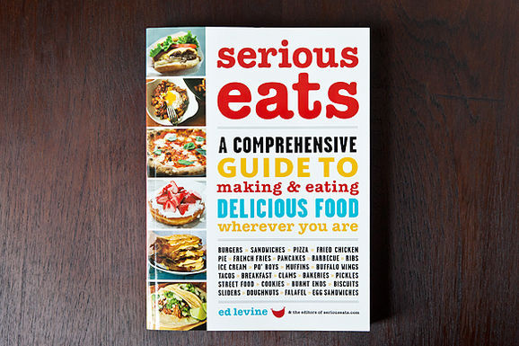 Serious Eats, The Book