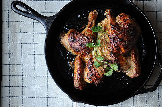 Roasted_butterflied_chicken_with_cardamom_and_yogurt