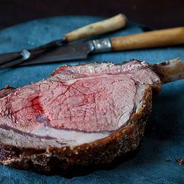 Ann Seranne's Rib Roast of Beef