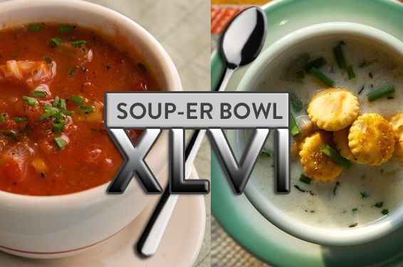 The Soup-er Bowl