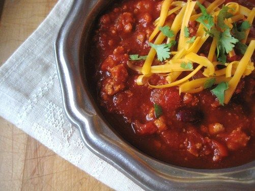 Community Picks -- Chili