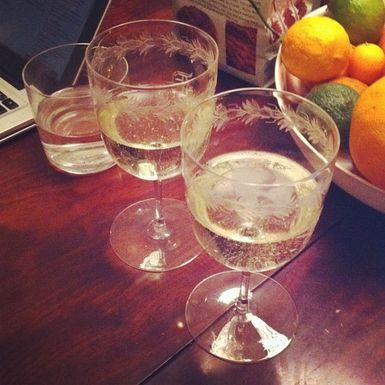 Shouldn't all workdays end with prosecco?