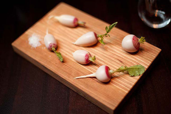 Butter-Covered Radishes vs. Chocolate-Covered Strawberries