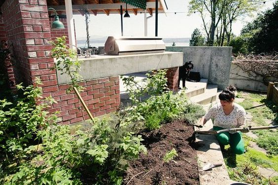 Learning to Love Your Herb Garden