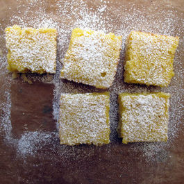 Lucas' Luscious Lemon Bars: A Gift from Mom