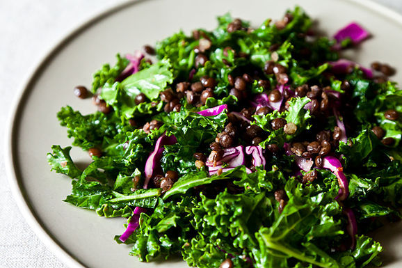 A Vegan Primer (and Yes, a Kale Salad)